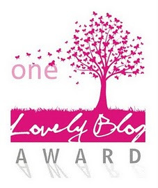 This is Mike Lyles and I Approve This Message: One Lovely Blog Award (1/4)
