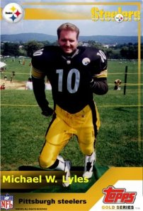 Didn't Know I Used to Play for Steelers?